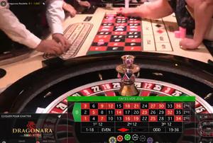Dragonara Roulette sur Cresus Casino